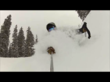 Powder shots at the Telluride Ski Resort