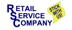 Retail Service Company logo