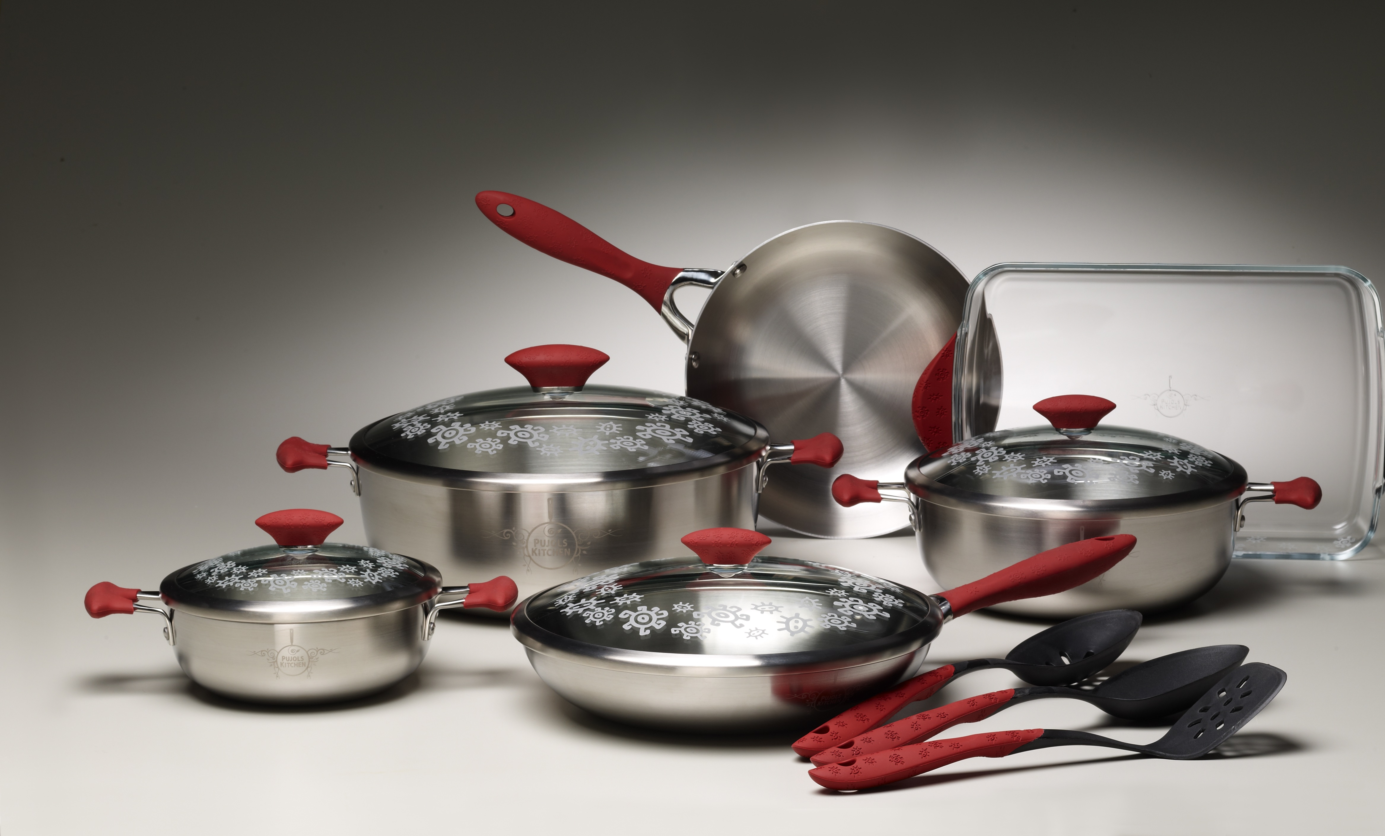 Kitchen Cook Ware ~ Introducing pujols kitchen cookware an innovative line of
