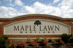 Maple Lawn community