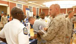 Military Job Fair Schedule