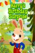 Cover:  Harry's Birthday Surprise
