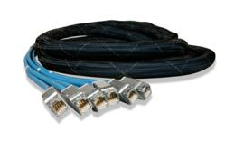 Z-MAX Category 6A F/UTP Trunking Cables for Data Centers