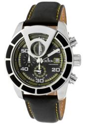 Croton Men's Chronomaster Black Watch