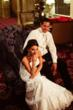Chris and Tiffany Baronzzi held their wedding reception at The Club at Grandezza.