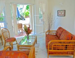 Garden Terrace Villa apartment for rent in St. Lucia