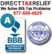 Direct Tax Relief  Resolves IRS Tax Problems: DOJ's Rampant...