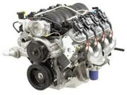 Chevy Tahoe Engine Now Rebuilt at