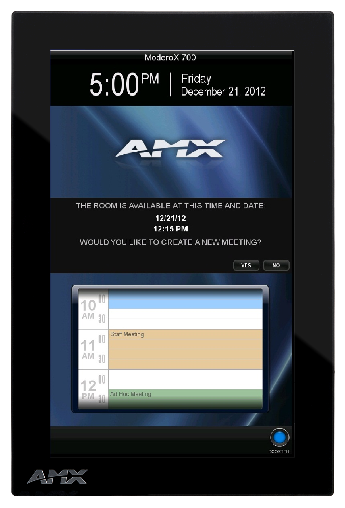 Amx Teleports Enterprise Customers To New Worlds In Scheduling