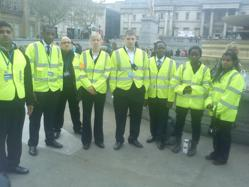 Security Services London