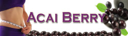Acai berry Weight loss Pills