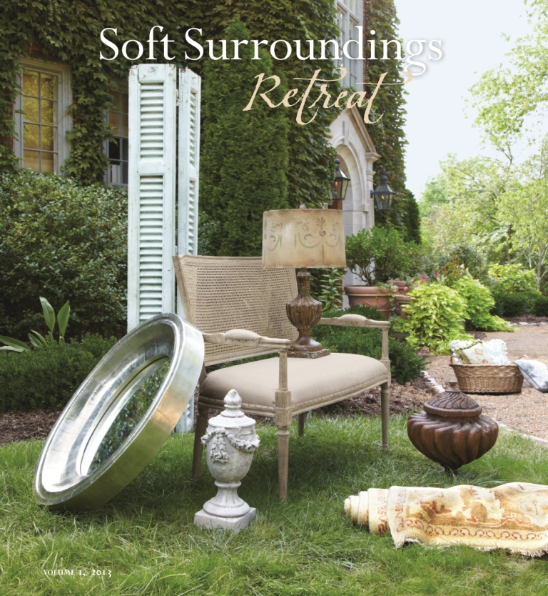 Soft Surroundings Expands To Include New Home Furnishings
