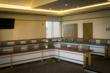 Mercyhurst Board Room Design by Dovetail Gallery