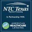 NTC Texas Announces Partnership with American Healthcare Lending