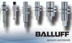 Balluff offers a wide variety of discrete sensing products, along with a complete offering of sensing, networking, and RFID products for Industrial Automation