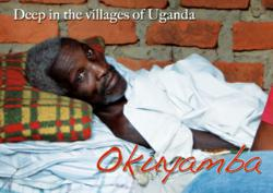 Palliative care patient in Uganda.