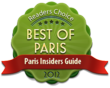 Best of Paris 2012 Winner's Badge