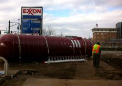 Construction Management Project at Gas Station in New Jersey