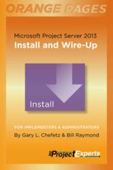 Microsoft Project Server 2013 Install and Wire-Up