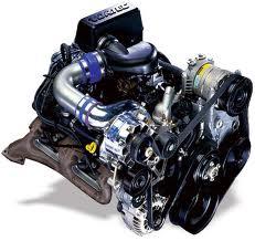Rebuilt Oldsmobile Engines
