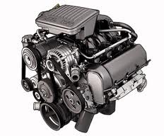 2002 Jeep LIberty Engine