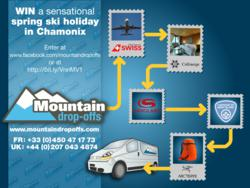 Airport transfer specialists Mountain Drop-offs launches its winter holiday competition