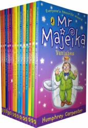 Mr Majeika Collection
