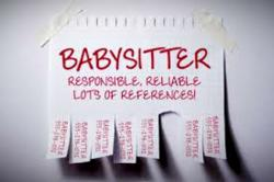 Take the Worry Out of Finding a Great Babysitter- Tip Sheet by ...