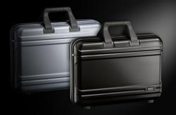 ZW210 - Polycarbonate Lightweight Attache Case
