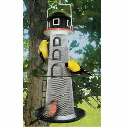 No No Lighthouse Wild Bird Finch Feeder