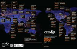 CIGI Annual Report 2012