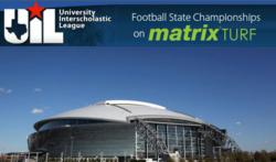 UIL State Championships at Cowboys Stadium on Matrix Turf