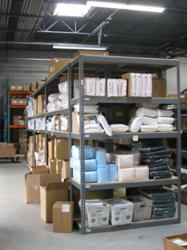 National Incontinence's new warehouse