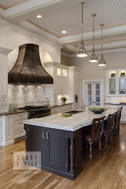 Top 50 American Kitchen Design Trends Award Goes To Drury Design And Janie Petkus Interiors