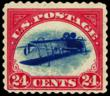 "The ""Inverted Jenny"" Air Mail Stamp, the Nation's Most Famous Upside..."