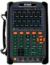 Extech MS6200 200MHz 2-Channel Digital Oscilloscope