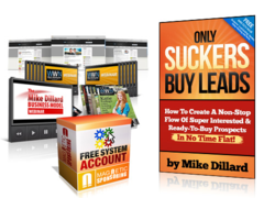 Only Suckers Buy Leads Bonuses