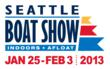 Seattle Boat Show, January 25-February 3, 2013