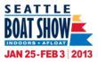Seattle Boat Show, January 25-February 3, 2013