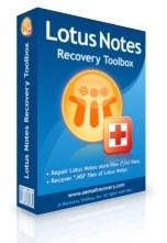 Lotus Notes Recovery Toolbox
