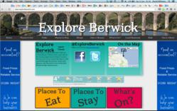 Explore Berwick upon Tweed