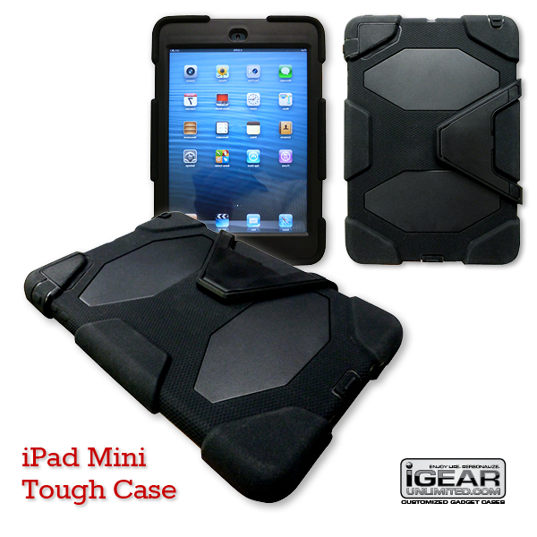 The World S Most Rugged Ipad Mini Case Introduced By Igearunlimited Com