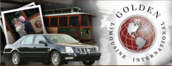 Travel in comfort with Golden Limousine International