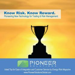 Pioneer Solutions, Know Risk, Know Reward