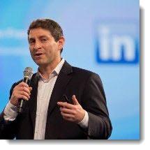 Brian Frank, Head of Global Sales Operations, LinkedIn