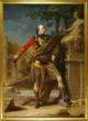Portrait of 'Gen. The Hon. William Gordon of Fyvie' by Pompeo Batoni. Copyright National Trust for Scotland