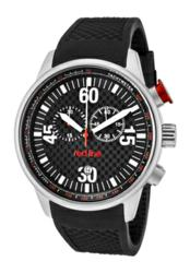 Red Line Men's Tech Chronograph Black Dial timepiece