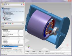 MotorSolve DCM Interface