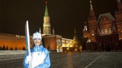 Sochi 2014 Unveils Torch and Uniform of the Olympic Torch Relay