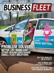 Better Life Maids sees the value of green fleet vehicles